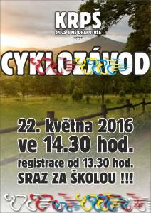 Plakat - Cyklozavod 2016