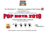 Konkurz POP NOTA 2019