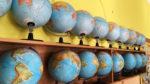 Glóbusy se těší na zeměpis