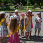 Vědomostní soutěž a přetahování lanem pro předškoláky