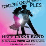 Tradiční společenský ples ZŠ a MŠ Drahotuše