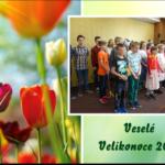 Jarní a velikonoční pásmo žáků naší školy